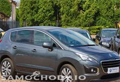 z miasta kraków Peugeot 3008 Krajowy, Serwisowany WD2352G