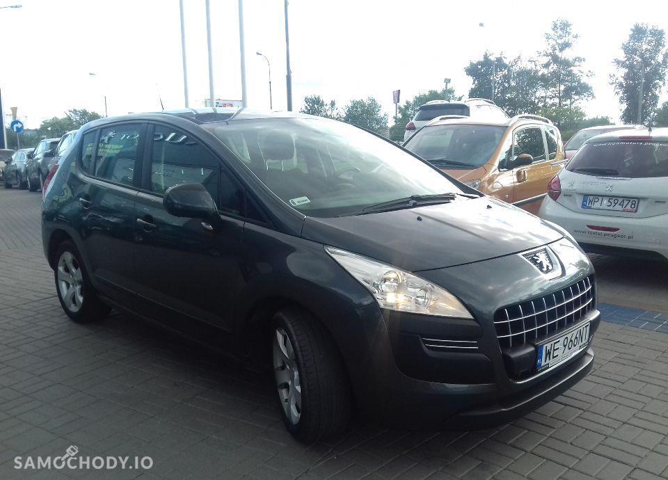 Peugeot 3008 Oferta Dealera Klimatyzacja Salon Polska 2