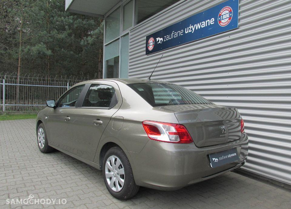 Peugeot 301 1.2 PureTech 82KM, Active, SalonPL, SerwisASO, Gwarancja, FV23% 4
