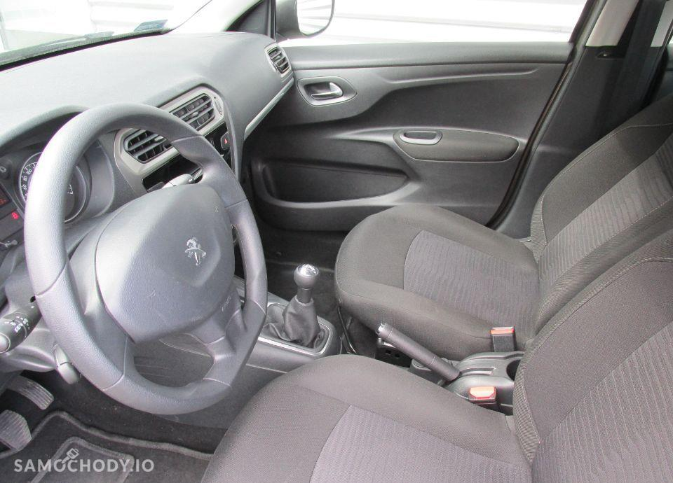 Peugeot 301 1.2 PureTech 82KM, Active, SalonPL, SerwisASO, Gwarancja, FV23% 7