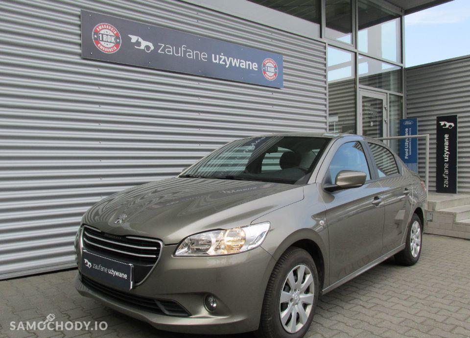 Peugeot 301 1.2 PureTech 82KM, Active, SalonPL, SerwisASO, Gwarancja, FV23% 1