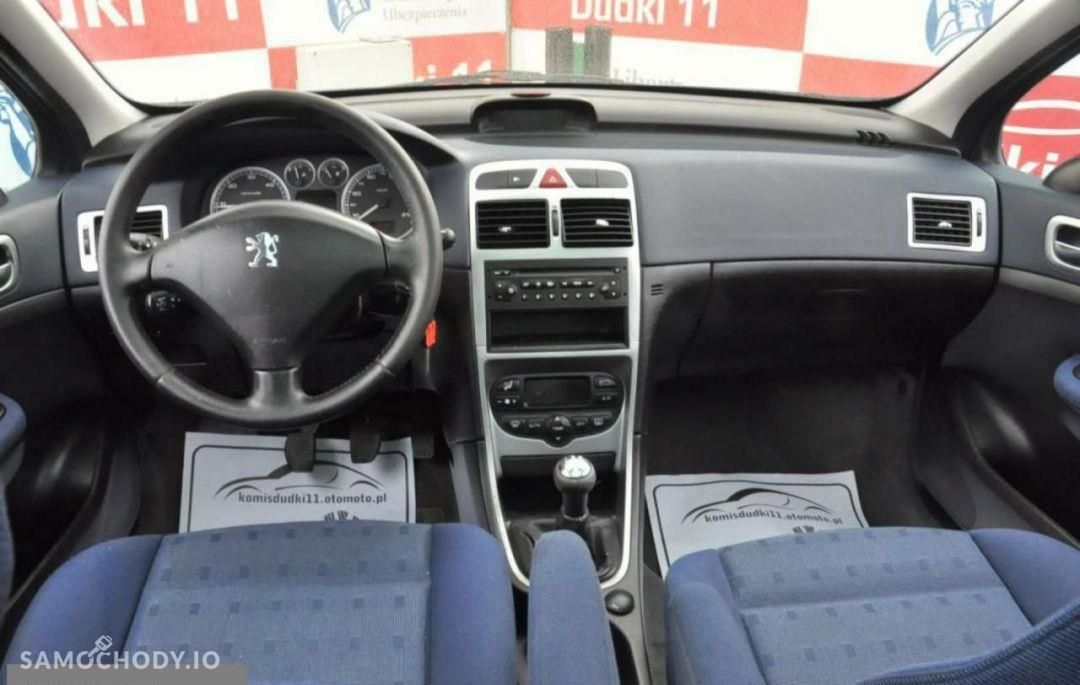 Peugeot 307 2,0hdi DUDKI 11 klima,opłacony,kredyt,GWARANCJA 37