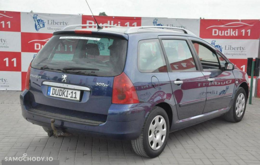Peugeot 307 2,0hdi DUDKI 11 klima,opłacony,kredyt,GWARANCJA 16