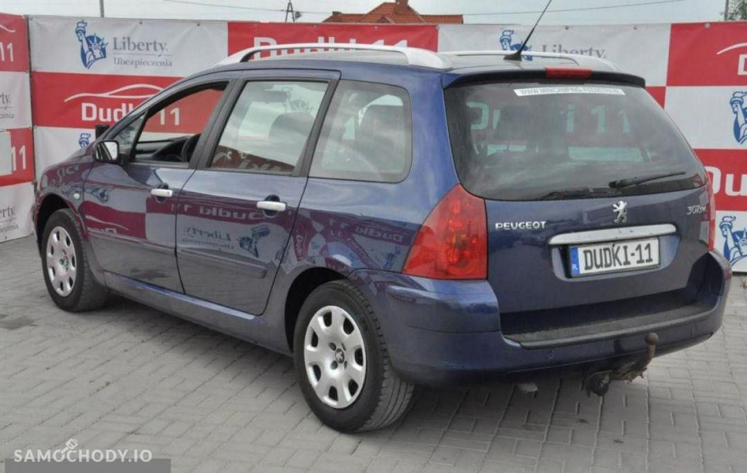 Peugeot 307 2,0hdi DUDKI 11 klima,opłacony,kredyt,GWARANCJA 11