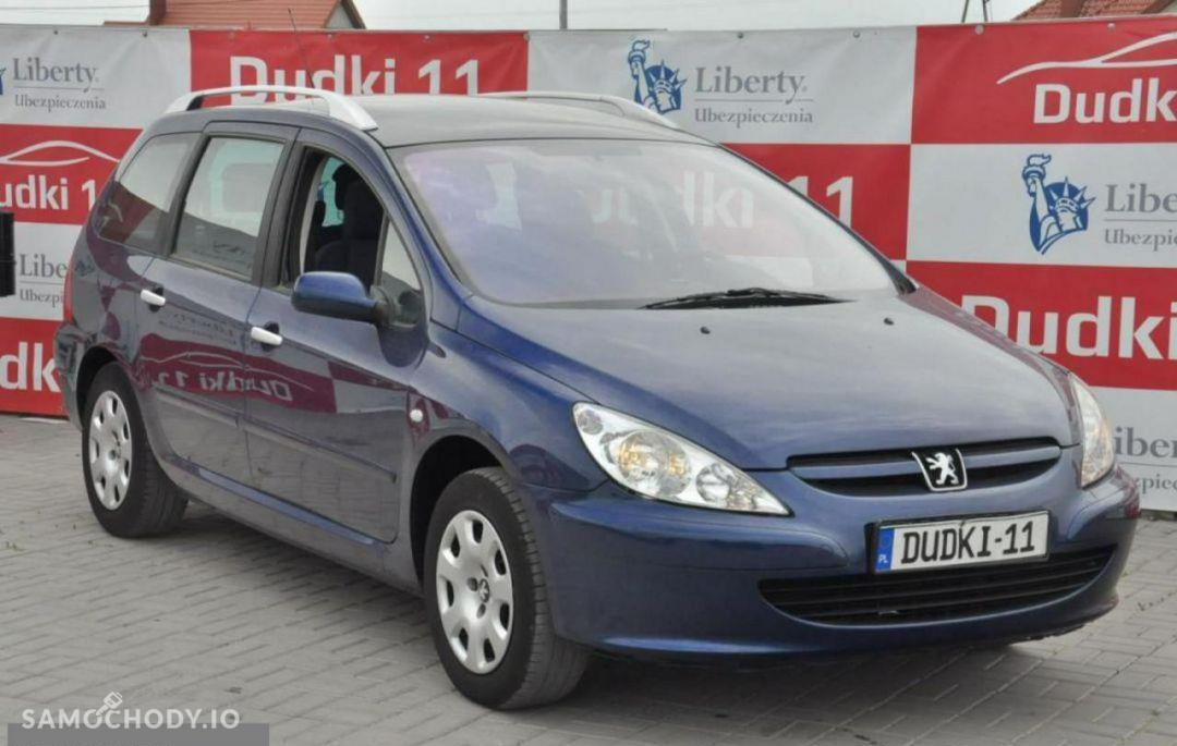 Peugeot 307 2,0hdi DUDKI 11 klima,opłacony,kredyt,GWARANCJA 7