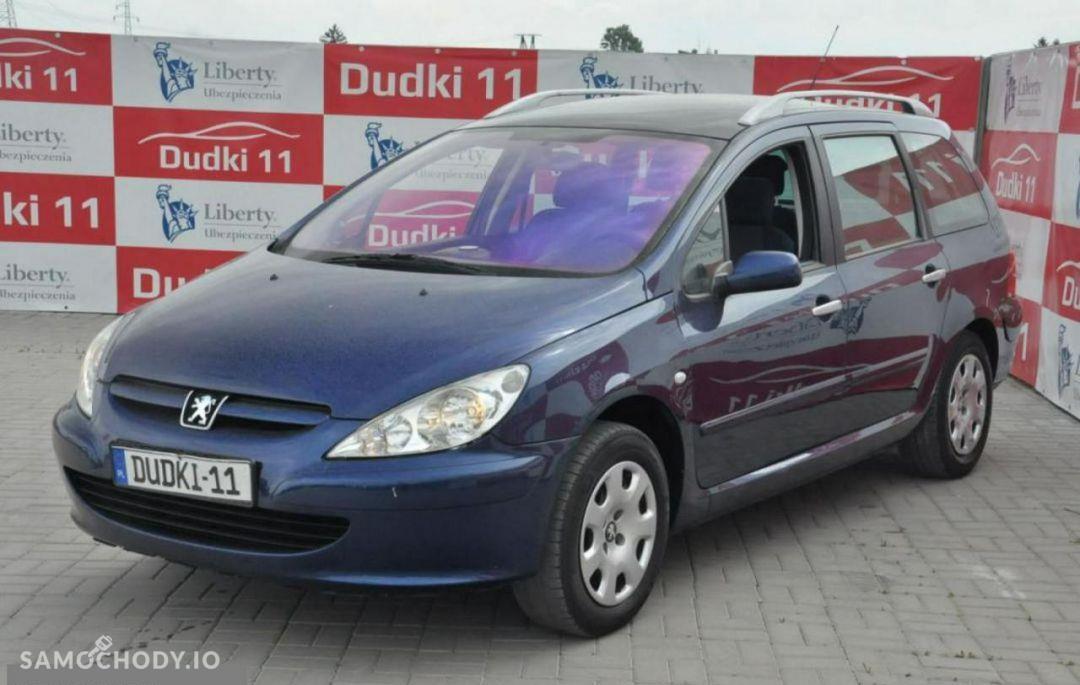 Peugeot 307 2,0hdi DUDKI 11 klima,opłacony,kredyt,GWARANCJA 2