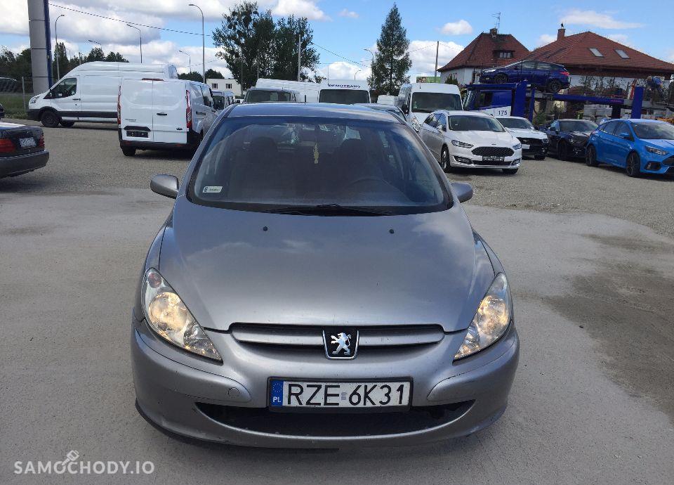 Peugeot 307 2.0 HDI 90KM 11