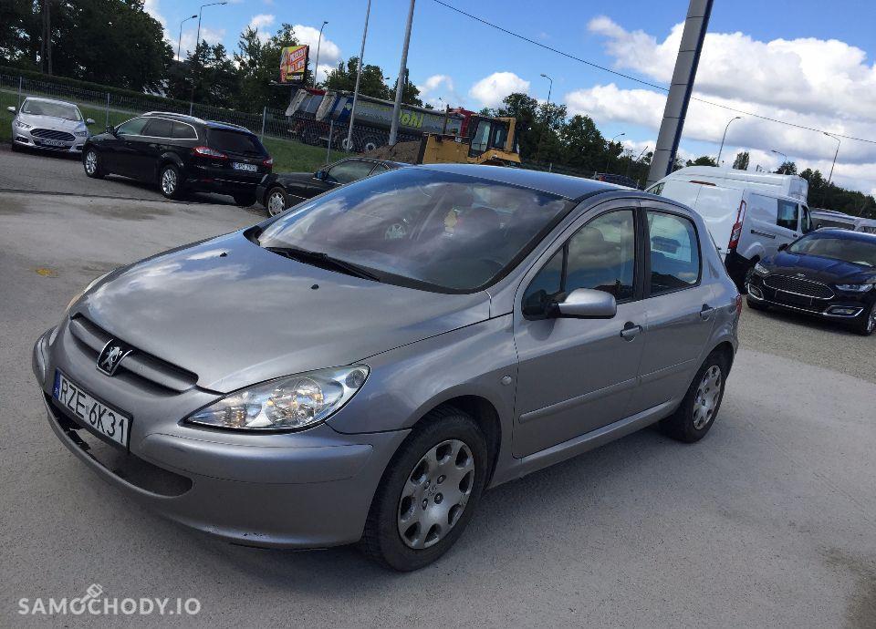 Peugeot 307 2.0 HDI 90KM 1