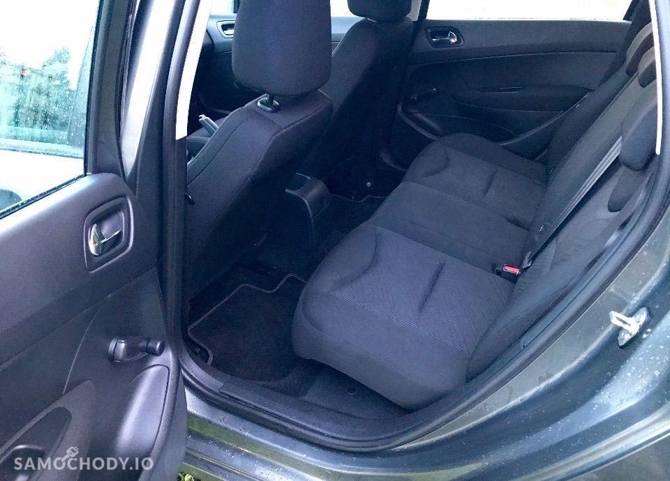 Peugeot 308 1.6 HDI 110KM serwis w ASO 100% Bezwypadkowy Nawigacja 46