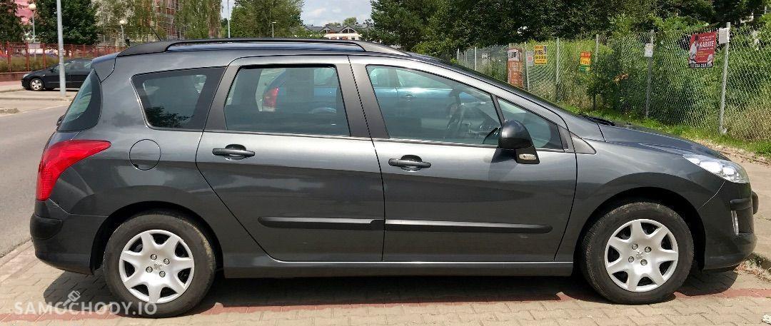 Peugeot 308 1.6 HDI 110KM serwis w ASO 100% Bezwypadkowy Nawigacja 7