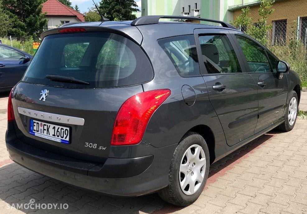 Peugeot 308 1.6 HDI 110KM serwis w ASO 100% Bezwypadkowy Nawigacja 2