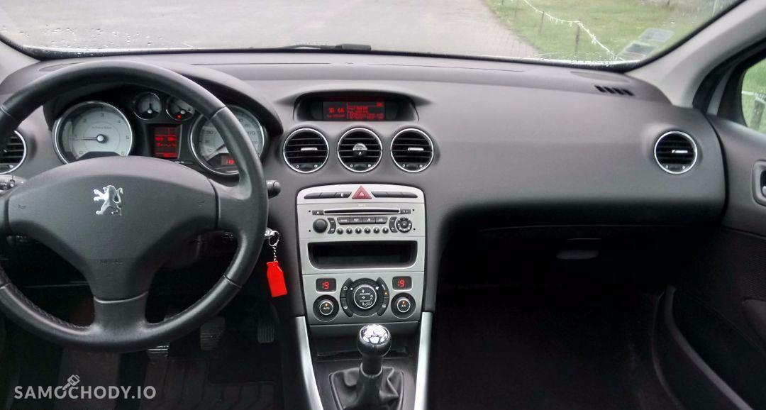 Peugeot 308 1.6 HDI Bogata Wersja Panorama Alu 16\' PDC Mały Przebieg 37