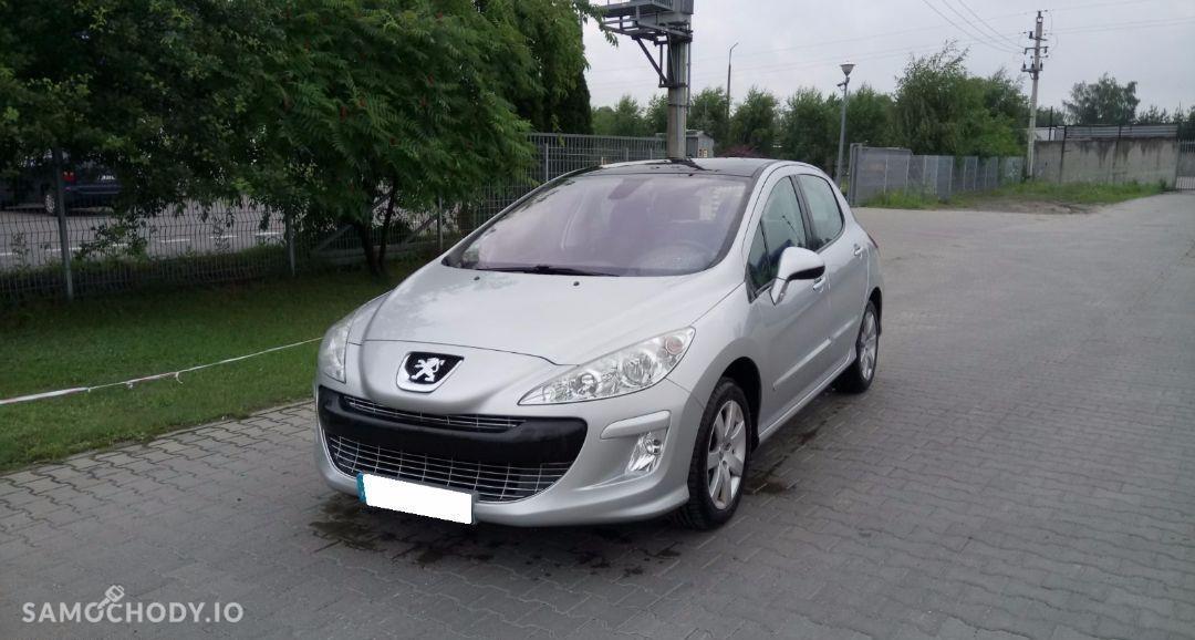 Peugeot 308 1.6 HDI Bogata Wersja Panorama Alu 16\' PDC Mały Przebieg 2