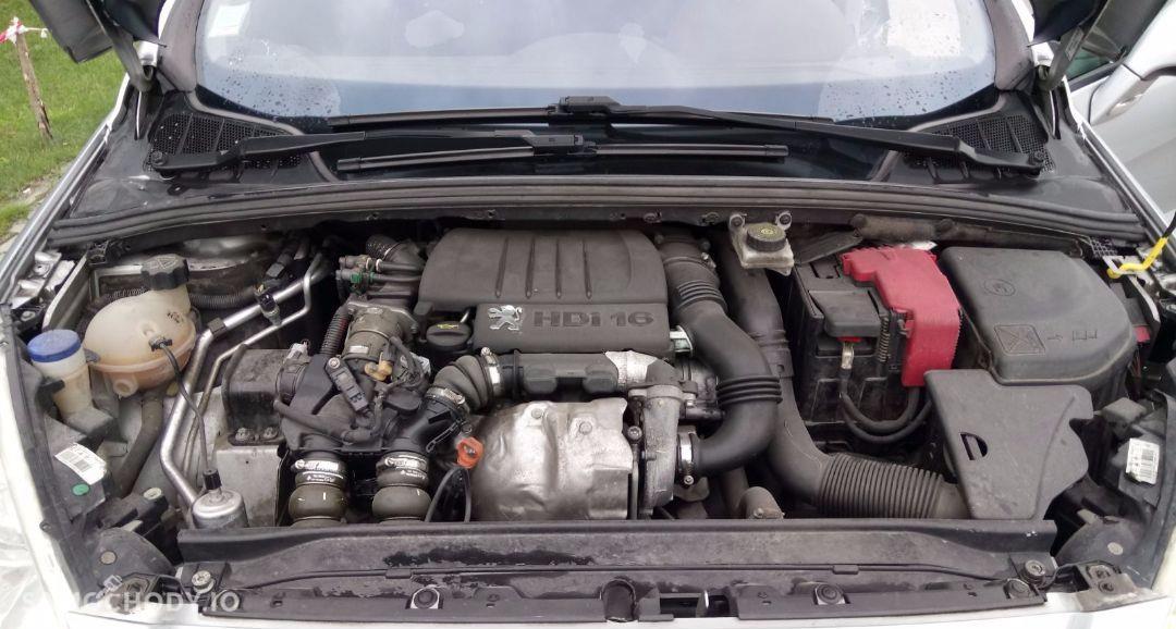 Peugeot 308 1.6 HDI Bogata Wersja Panorama Alu 16\' PDC Mały Przebieg 92