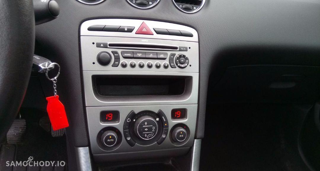 Peugeot 308 1.6 HDI Bogata Wersja Panorama Alu 16\' PDC Mały Przebieg 46