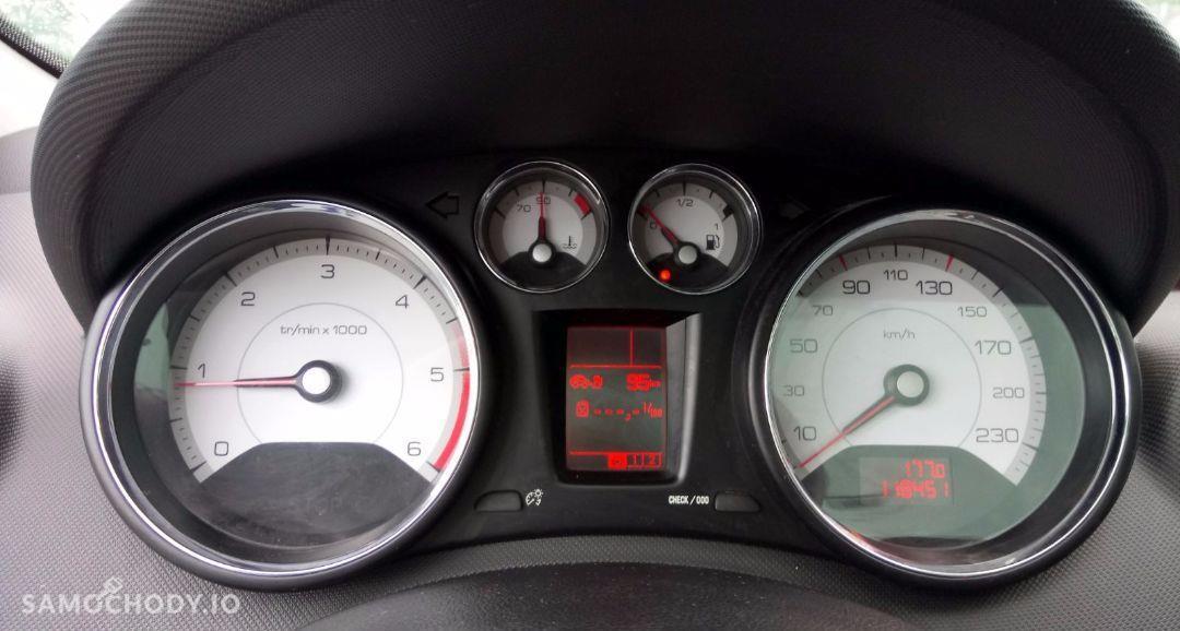 Peugeot 308 1.6 HDI Bogata Wersja Panorama Alu 16\' PDC Mały Przebieg 79