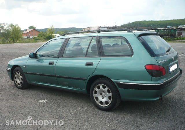 Peugeot 406 Sprowadzony Kompletnie Opłacony Klima 4
