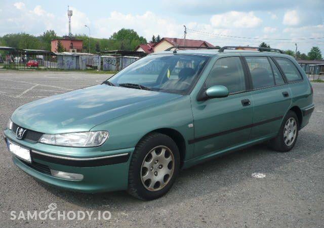 Peugeot 406 Sprowadzony Kompletnie Opłacony Klima 7