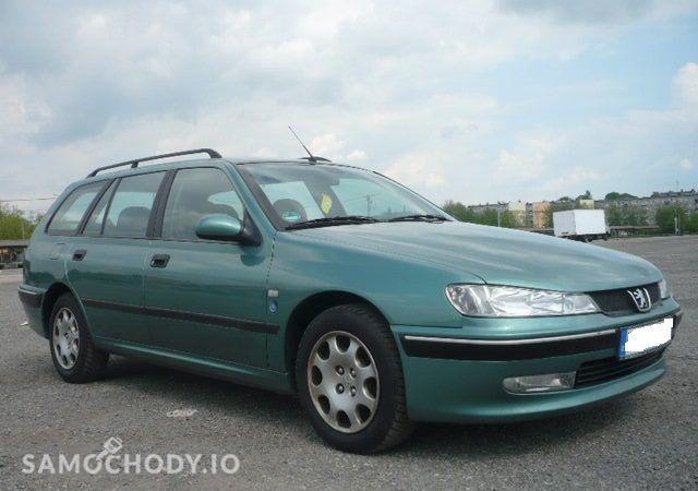 Peugeot 406 Sprowadzony Kompletnie Opłacony Klima 16