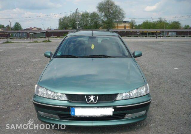 Peugeot 406 Sprowadzony Kompletnie Opłacony Klima 22
