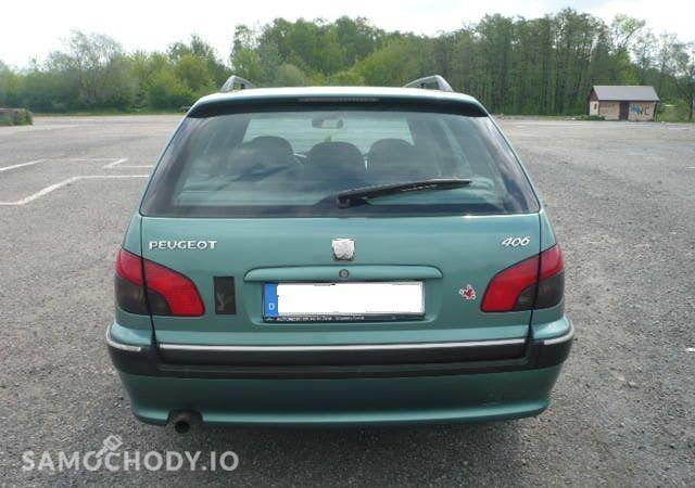 Peugeot 406 Sprowadzony Kompletnie Opłacony Klima 29