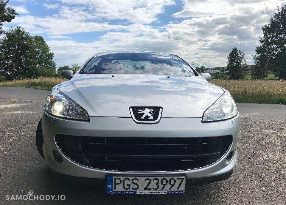 Peugeot 407 Coupe 2,7 HDI 204 KM Bardzo Ładny Mały Przebieg Zarejestrowany !!! 2