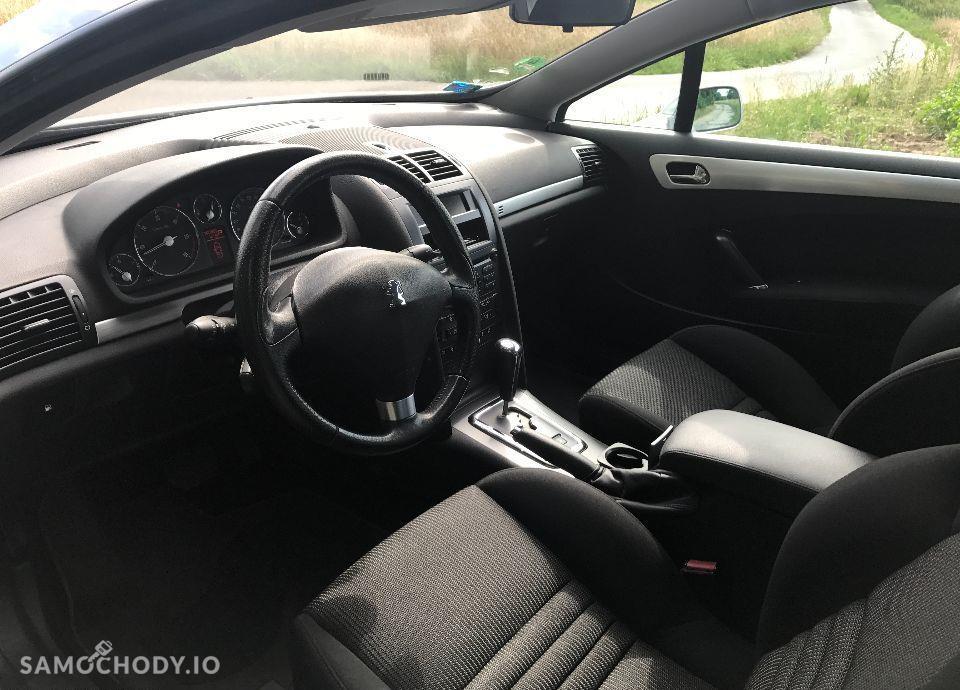 Peugeot 407 Coupe 2,7 HDI 204 KM Bardzo Ładny Mały Przebieg Zarejestrowany !!! 56