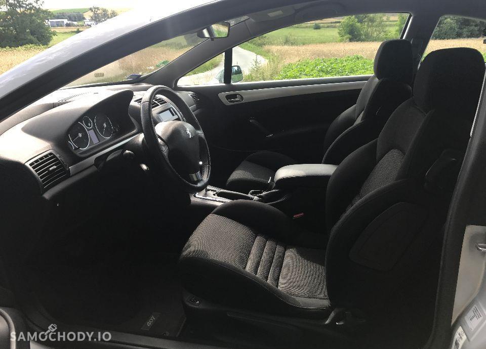 Peugeot 407 Coupe 2,7 HDI 204 KM Bardzo Ładny Mały Przebieg Zarejestrowany !!! 46
