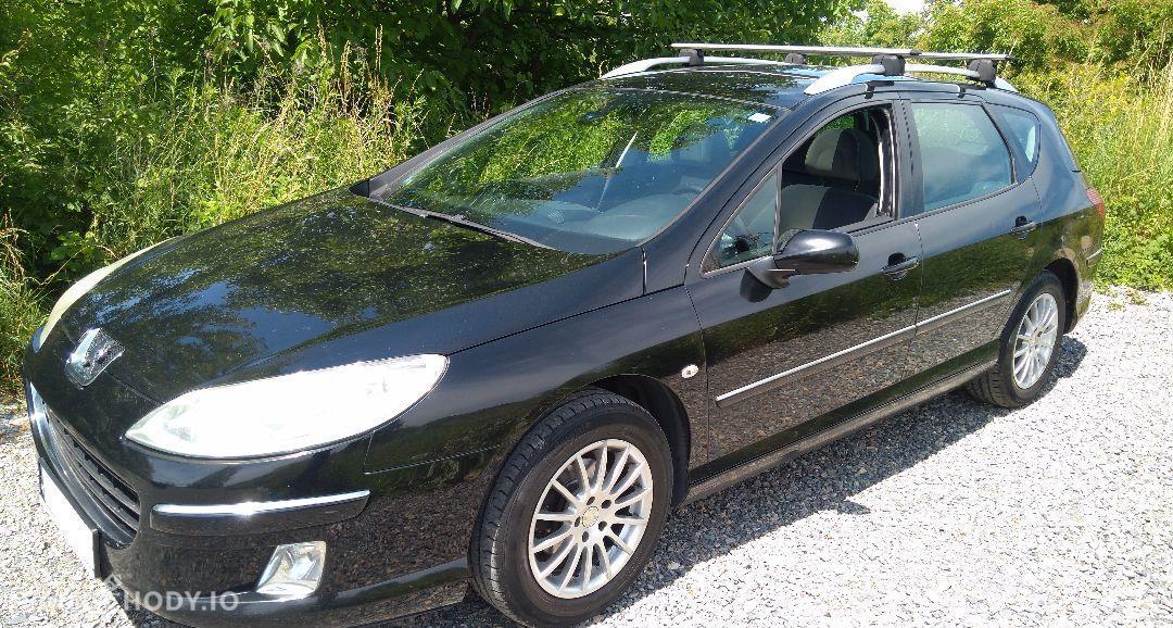 Peugeot 407 22