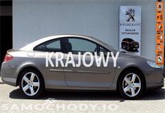 peugeot z województwa wielkopolskie Peugeot 407 Coupe Salon PL 100% Bezwypadkowy