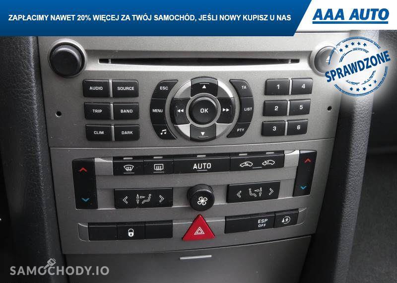 Peugeot 407 2.0, GAZ, Klimatronic, Tempomat, Parktronic, Dach panoramiczny,ALU 92