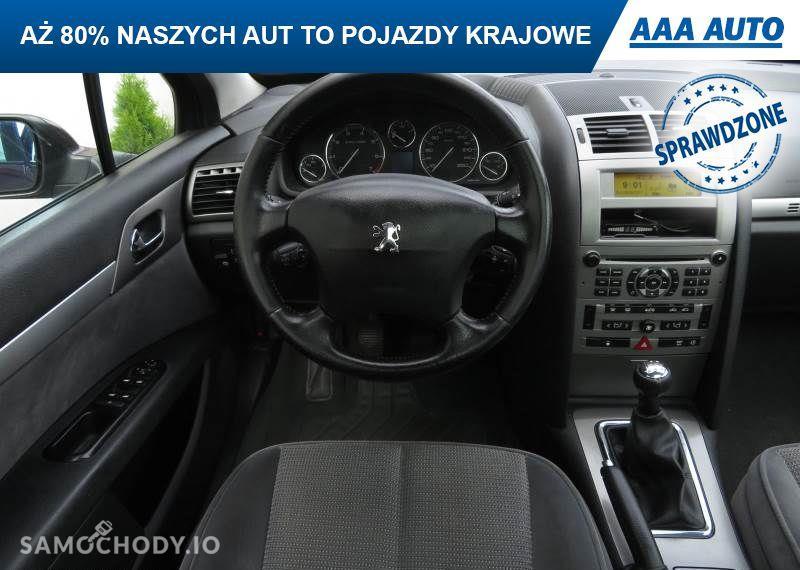 Peugeot 407 2.0, GAZ, Klimatronic, Tempomat, Parktronic, Dach panoramiczny,ALU 37
