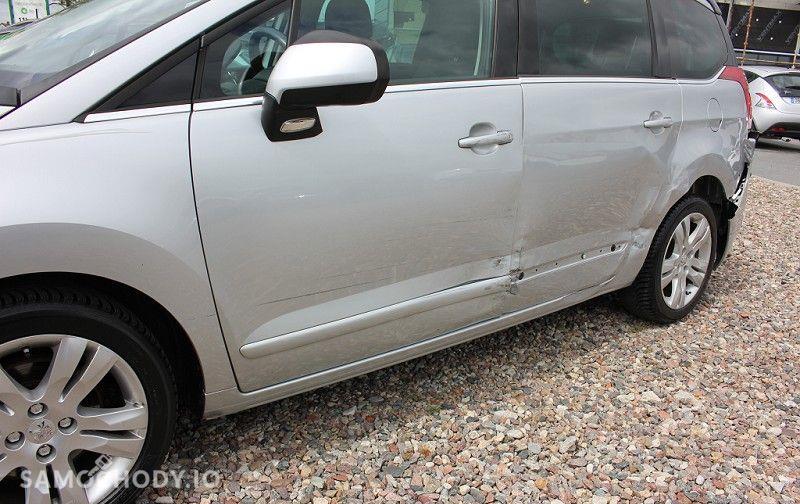 Peugeot 5008 Uszkodzona lewa strona, 2.0 hDI 160 KM 11