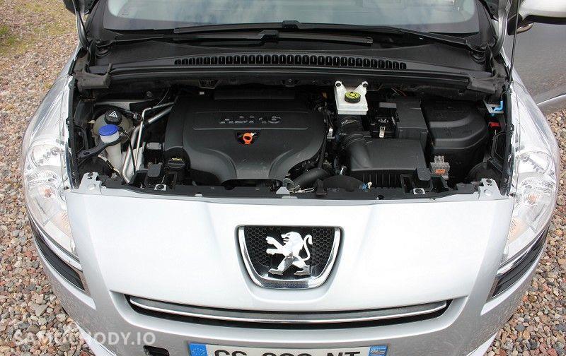 Peugeot 5008 Uszkodzona lewa strona, 2.0 hDI 160 KM 79