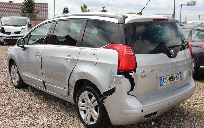 Peugeot 5008 Uszkodzona lewa strona, 2.0 hDI 160 KM 4