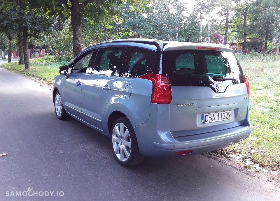 Peugeot 5008 Pegueot 5008 atrakcyjny wygląd 4