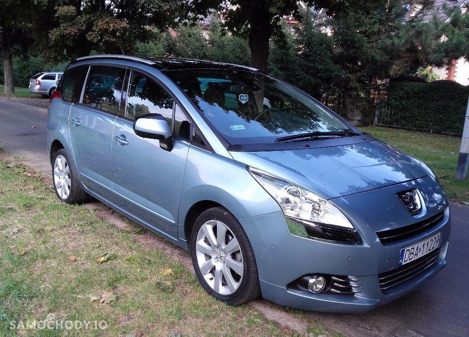 Peugeot 5008 Pegueot 5008 atrakcyjny wygląd 1
