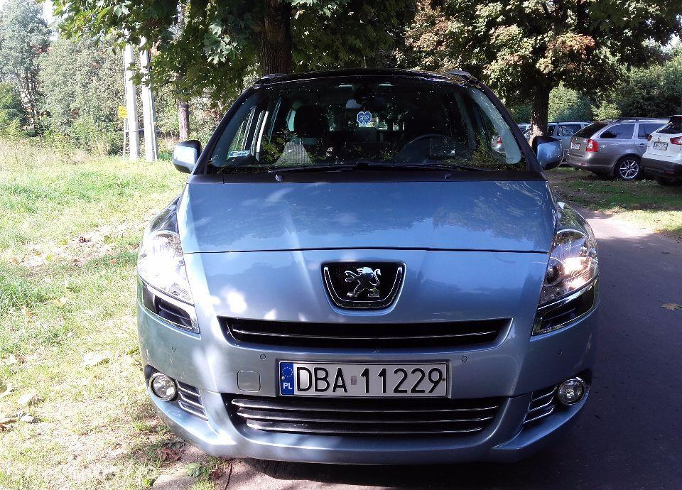 Peugeot 5008 Pegueot 5008 atrakcyjny wygląd 67