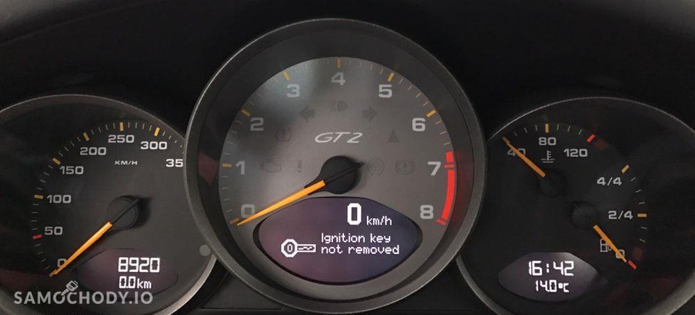 Porsche 911 GT2 salon Polska ASO tylko 9 tys km R CARS Warszawa 56
