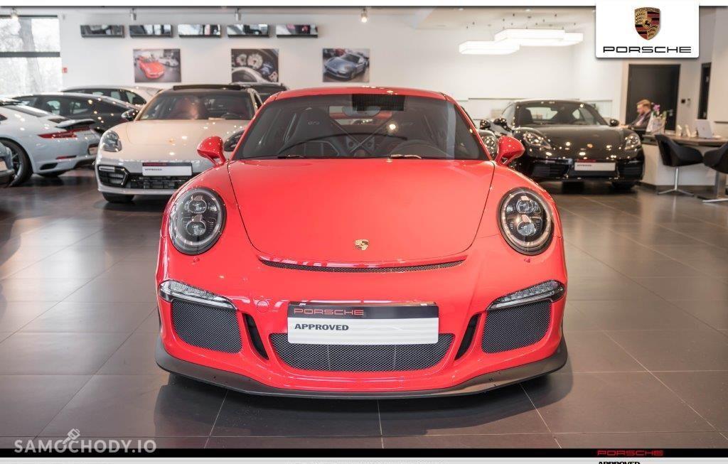 Porsche 911 GT3, FV VAT23%, Garancja Approved, UE 11