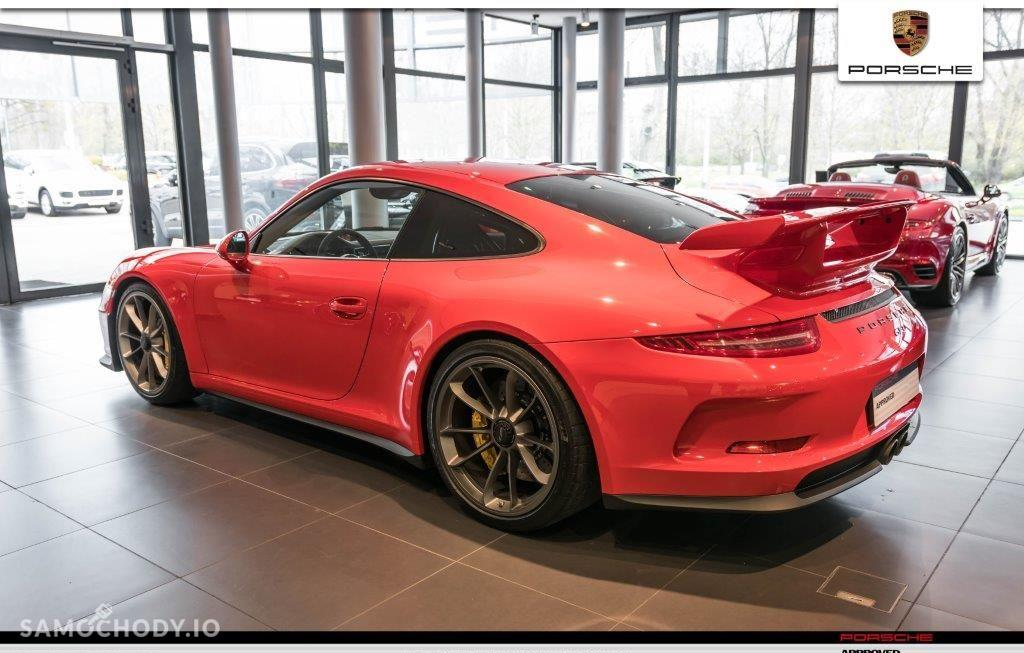 Porsche 911 GT3, FV VAT23%, Garancja Approved, UE 4