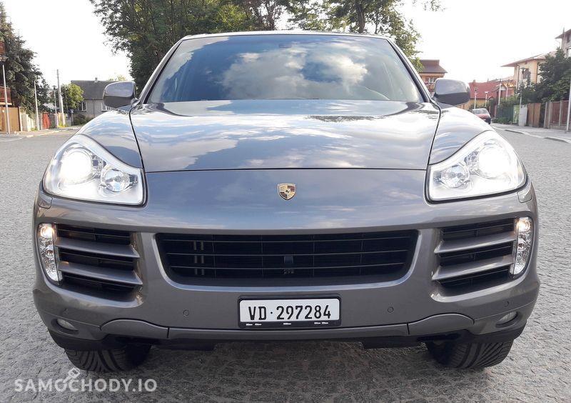 Porsche Cayenne 4.8 v8 120tys 4x4 ze Szwajcarii!! 4