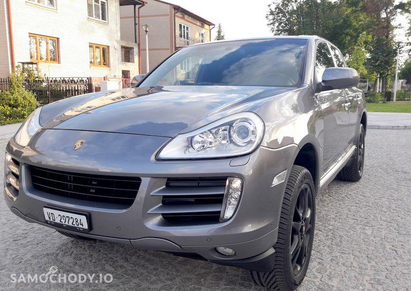 Porsche Cayenne 4.8 v8 120tys 4x4 ze Szwajcarii!! 7