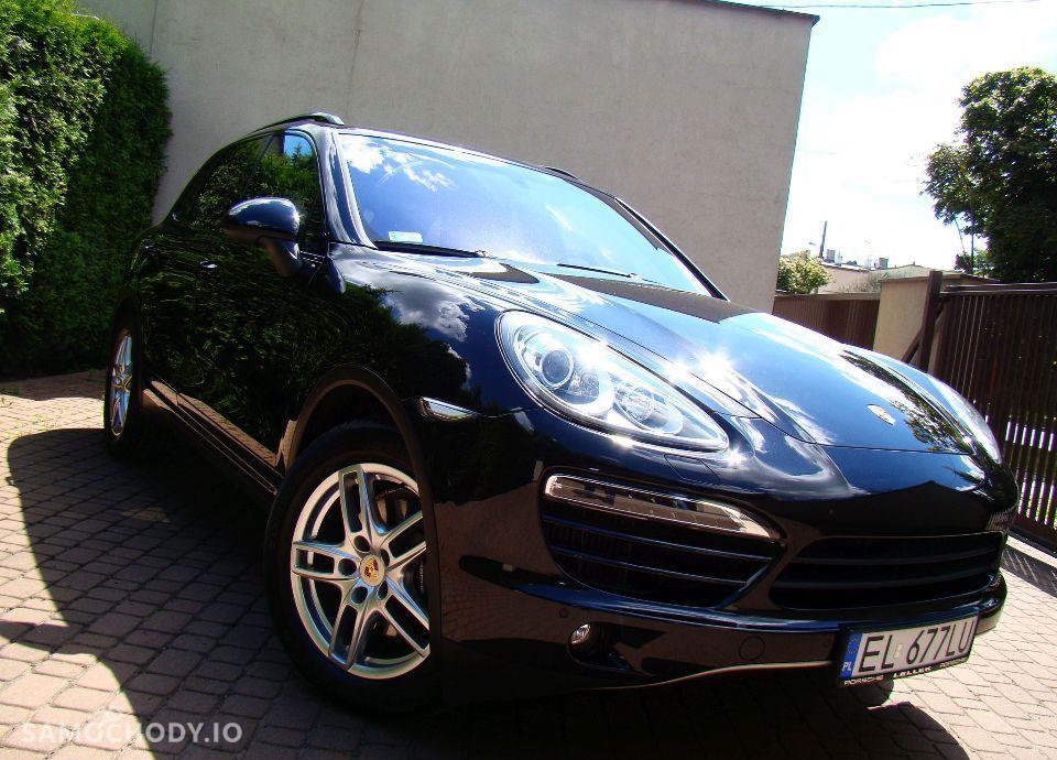 Porsche Cayenne Pierwszy właściciel , Polski Salon 2