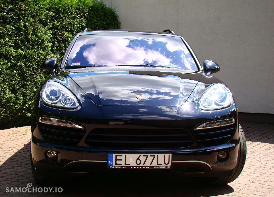Porsche Cayenne Pierwszy właściciel , Polski Salon 7