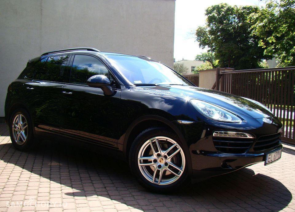 Porsche Cayenne Pierwszy właściciel , Polski Salon 4
