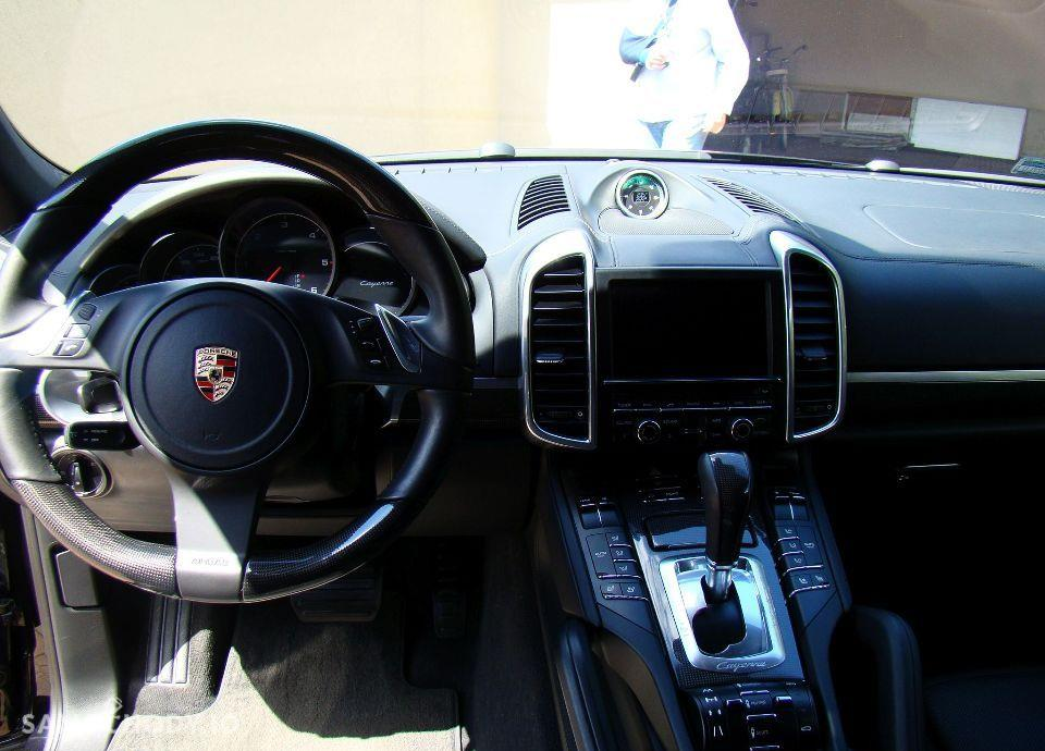Porsche Cayenne Pierwszy właściciel , Polski Salon 56