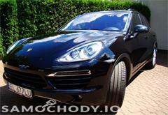 porsche cayenne Porsche Cayenne Pierwszy właściciel , Polski Salon