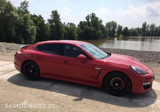 Porsche Panamera GTS PDLS Sport Chrono Pneumatyka Kamera Bose 11