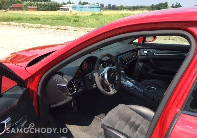 Porsche Panamera GTS PDLS Sport Chrono Pneumatyka Kamera Bose 22
